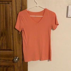 orange t-shirt size S